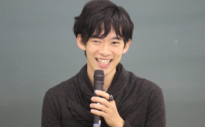 ♪特任教授 DaiGo 先生の特別講義が開催されました♪
