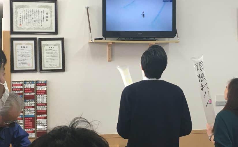 快挙!! 平野歩夢選手  銀メダルおめでとう!!