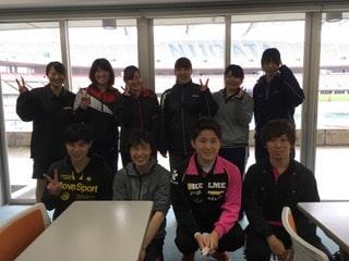 新潟県障がい者スポーツ大会(陸上競技)にボランティアとして参加しました!