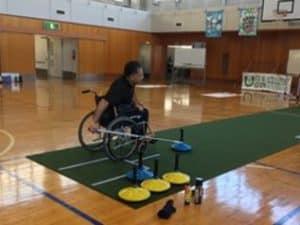 フロアカーリング種目講習会〜車椅子カーリングへの誘い〜