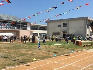 村上特別支援学校運動会ボランティアに参加してまいりました!!!