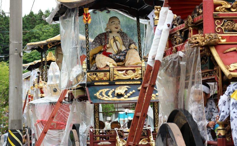 【重要無形民俗文化財】村上大祭