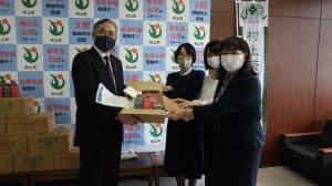 村上市・地元企業からの学生支援
