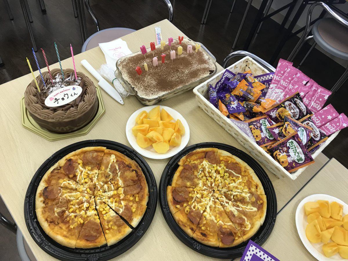 BIRTHDAY PARTY♪