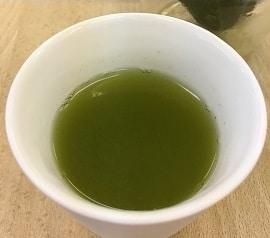 新茶で茶話会