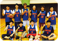 バスケットボールサークル