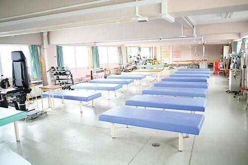 理学療法実習室