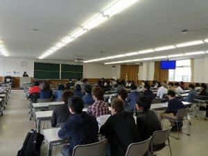 学生会総会が開かれました